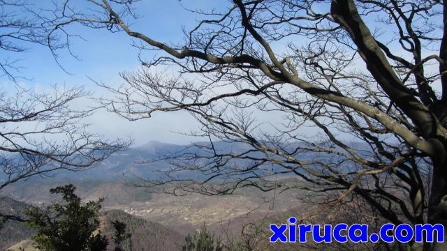 Vistas desde Santa Magadalena de Cambrils