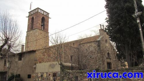 Santa Maria de Santiga