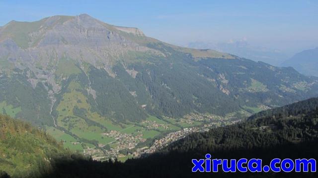 Les Contamines y Mont Joly