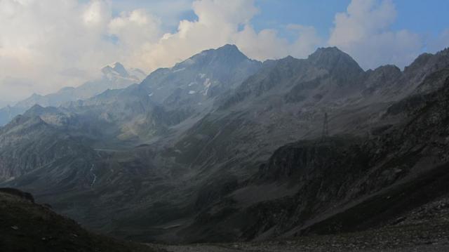 Tré la Tête, La Palissade y Mont Tondu