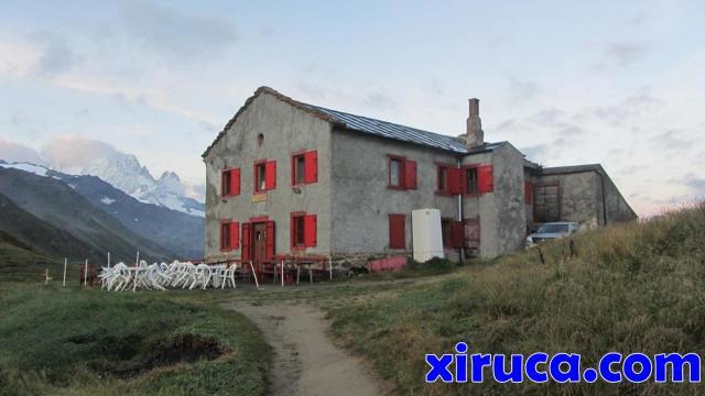 Refugio de Col de Balme