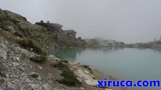 Refugio y Lac Blanc