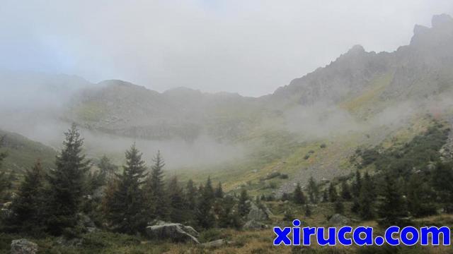 Niebla en Charlanon
