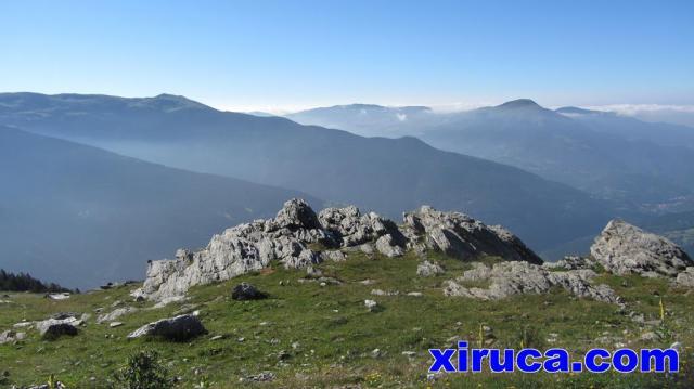 Vista desde Fontalba