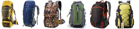 Comparativa de mochilas para excursiones de montaña