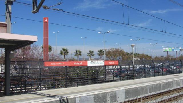 Estación RENFE Viladecans